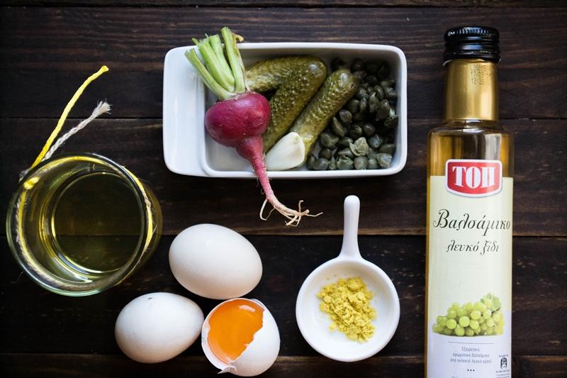 Σάλτσα Ταρτάρ Συνταγές