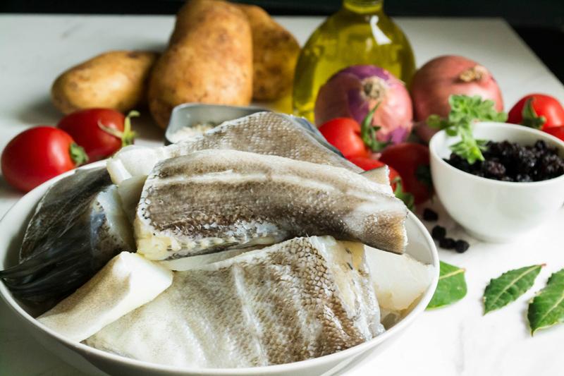 Συνταγές με Μπακαλιάρο