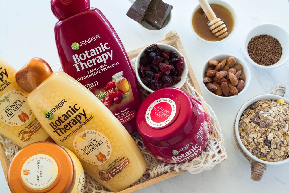 Honey Treasures Botanic Therapy Garnier