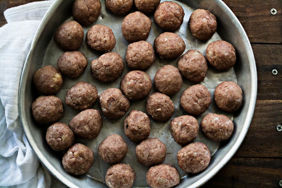 Σουηδικά Κεφτεδάκια Συνταγές-Swedish Meatballs Recipes