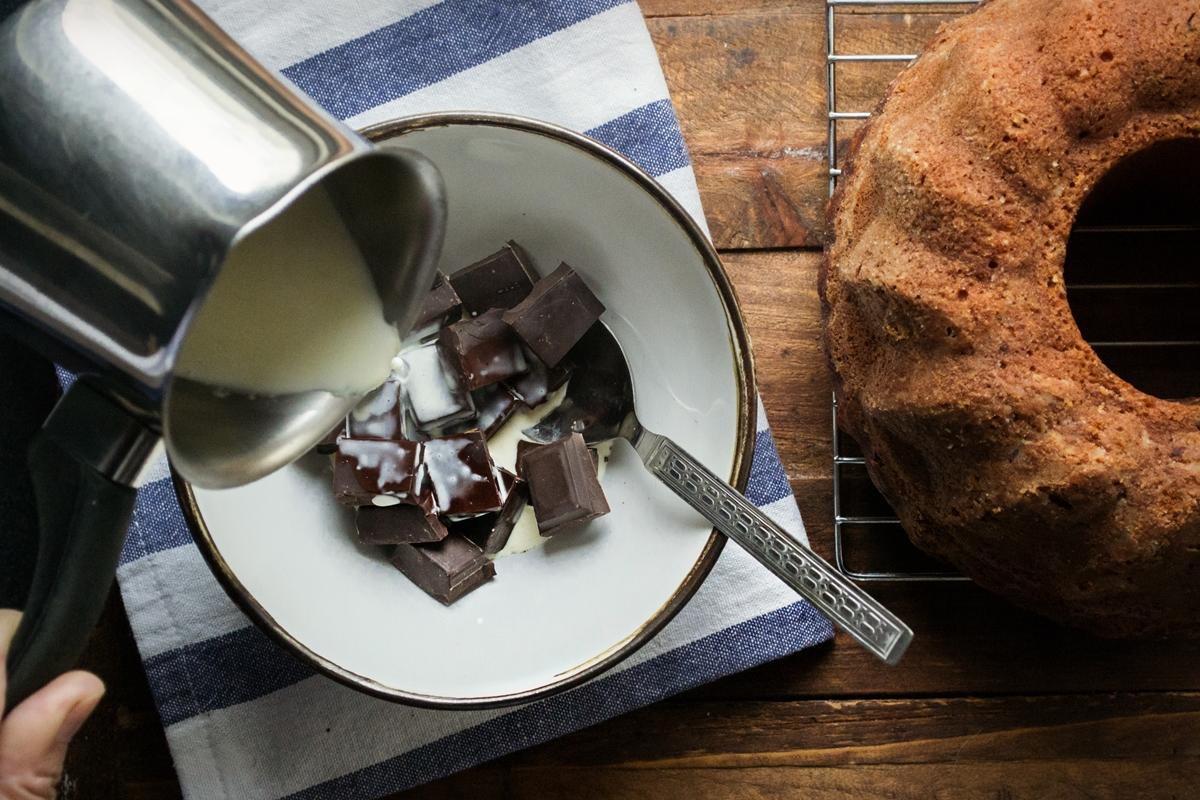 Εύκολες Συνταγές με Σοκολάτα