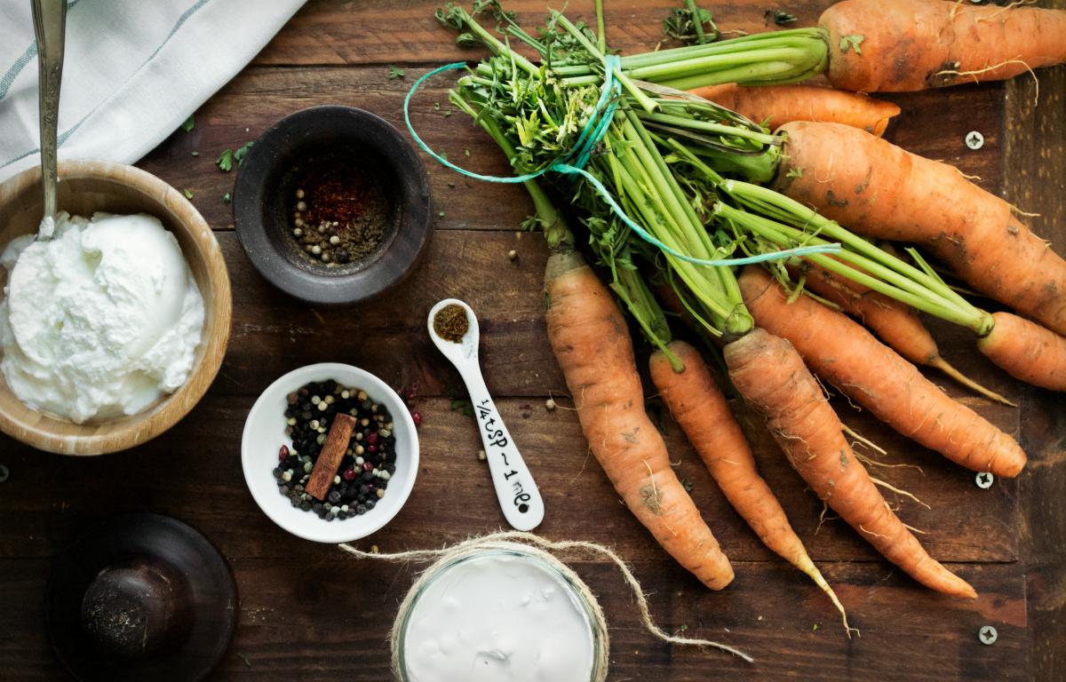 Συνταγές για Εύκολη Καροτόσουπα