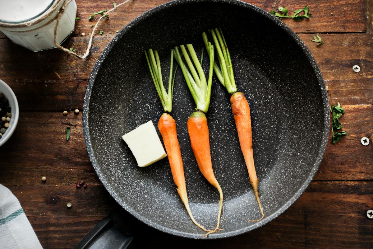 Συνταγές με καρότα