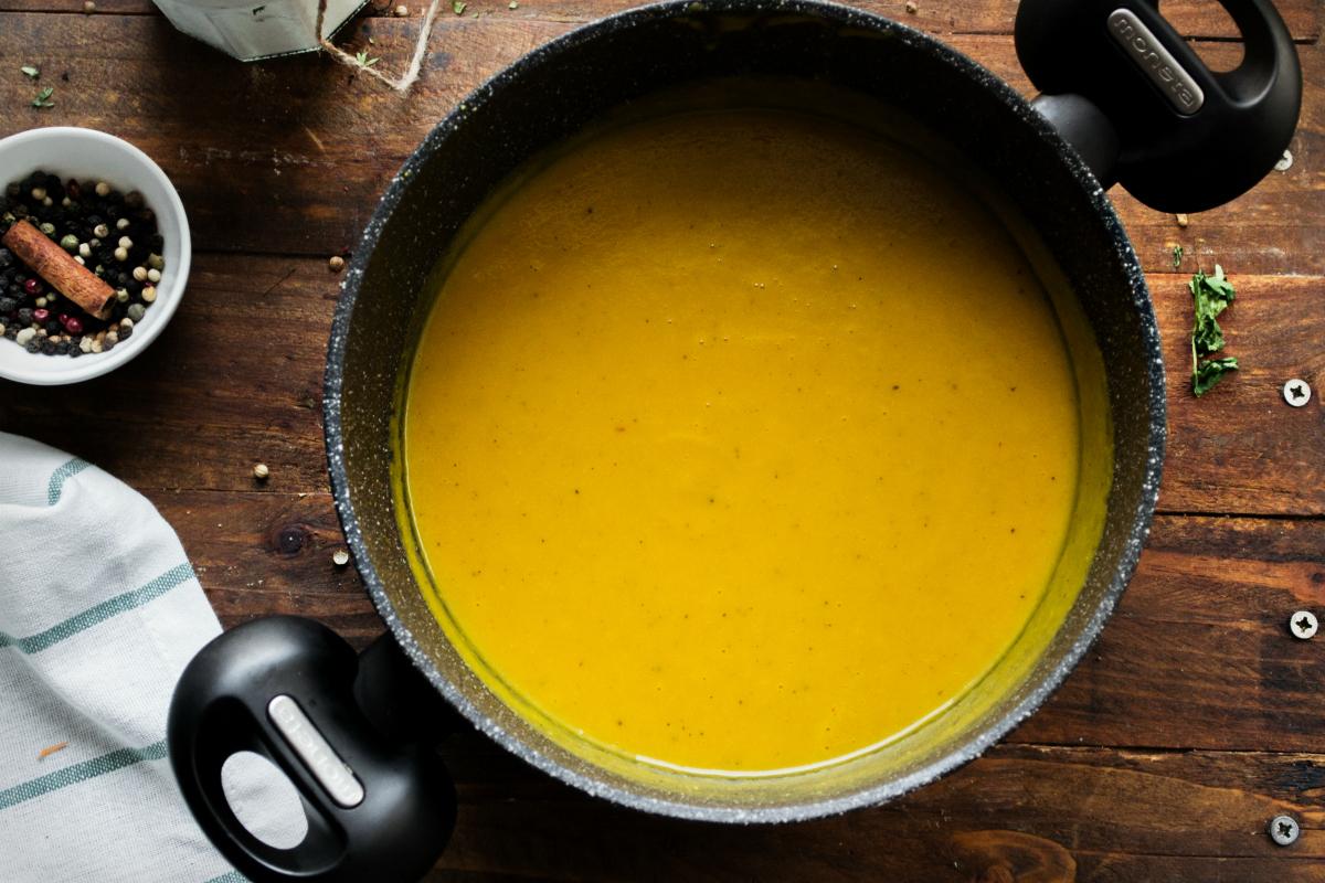 Συνταγή για Καροτόσουπα