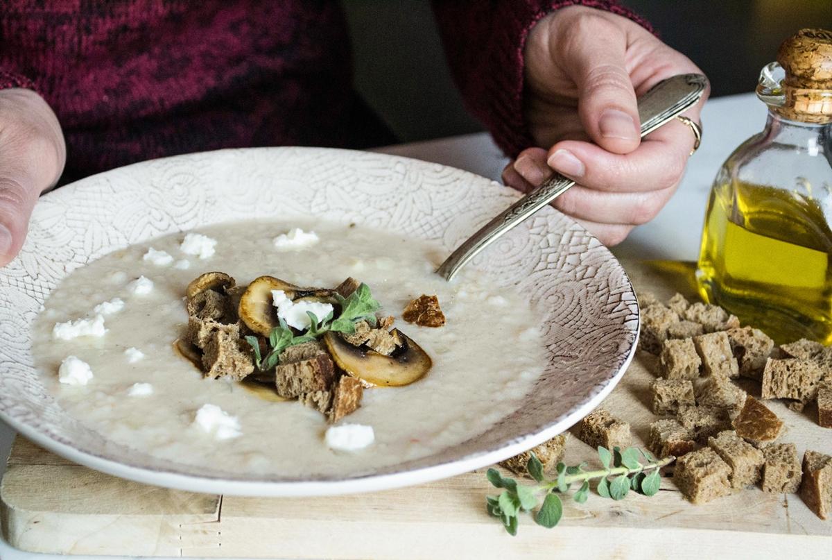 Συνταγή για Τραχανά Σούπα
