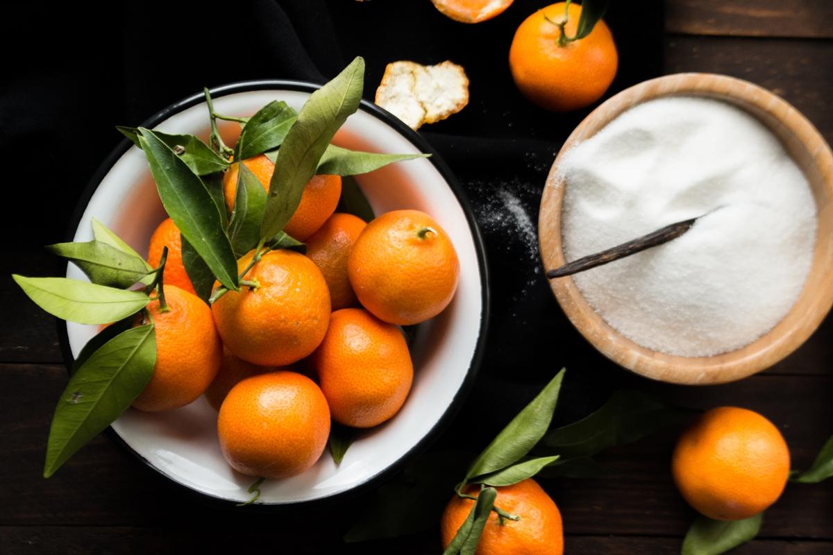 Γλυκό Μανταρίνι Μαρμελάδα Συνταγές