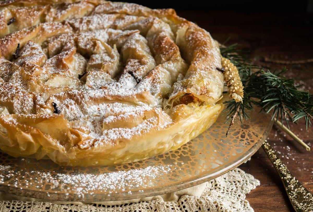 Κολοκυθόπιτα Παραδοσιακή Πίτα Συνταγή