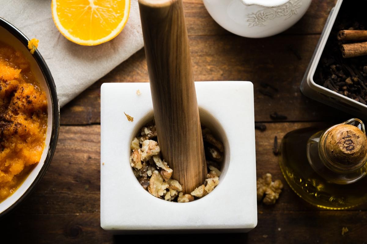 Συνταγή για Κολοκυθόπιτα με Καρύδια