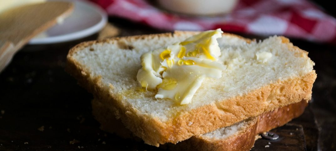 Συνταγή για Ψωμί του Τόστ