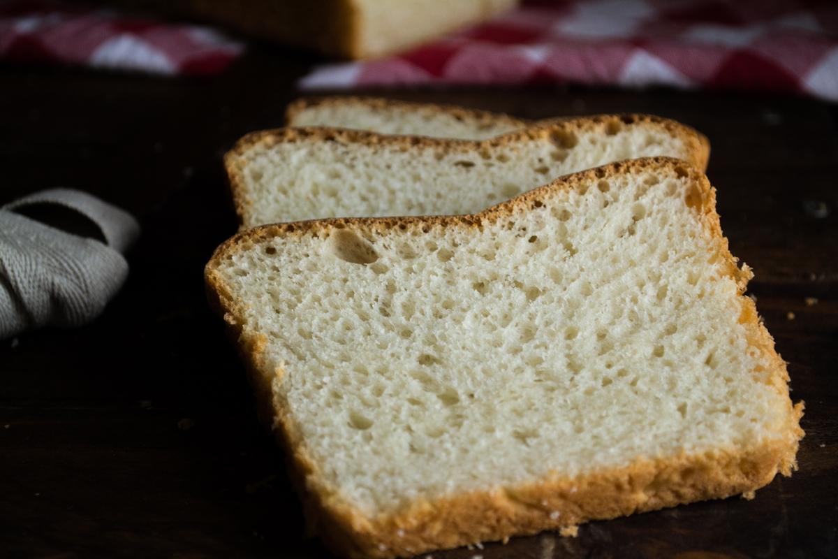 Ψωμί Σπιτικό Συνταγή