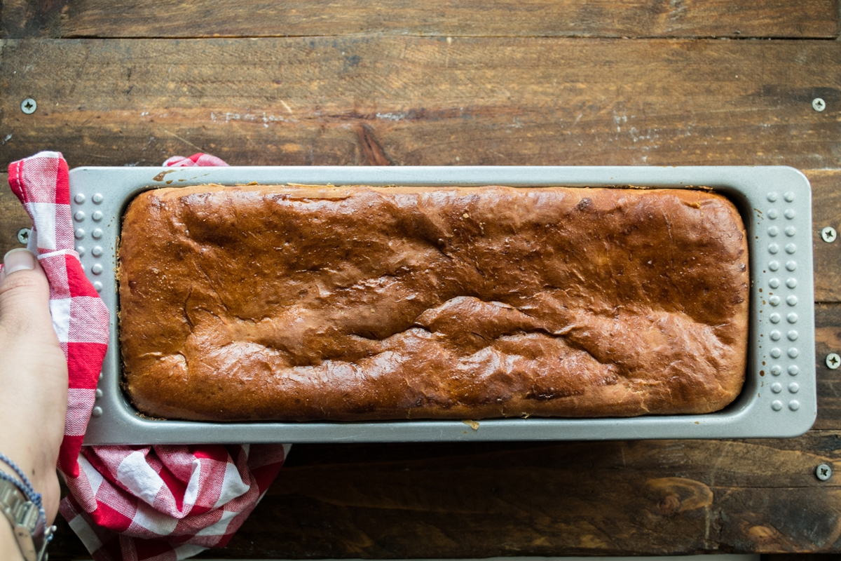 Ψωμί Συνταγή
