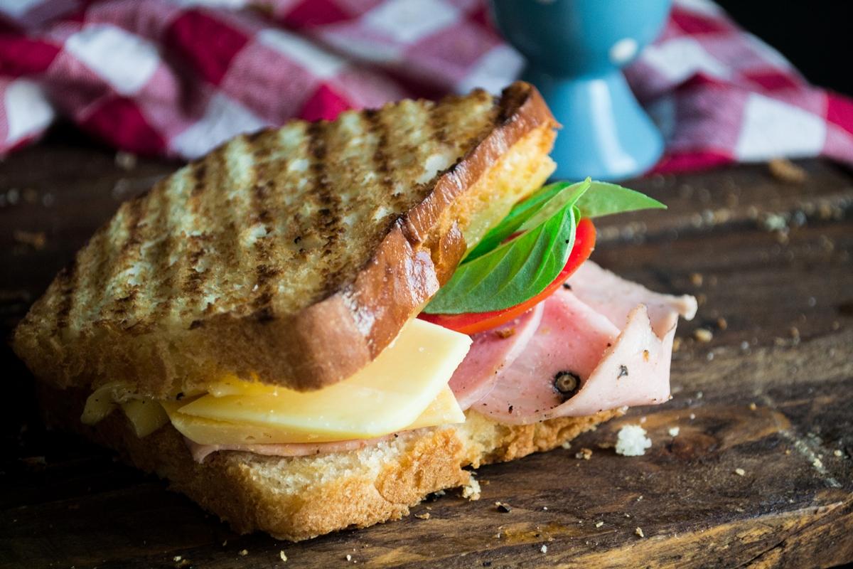 Ψωμί για Τόστ Σπιτικό Συνταγή