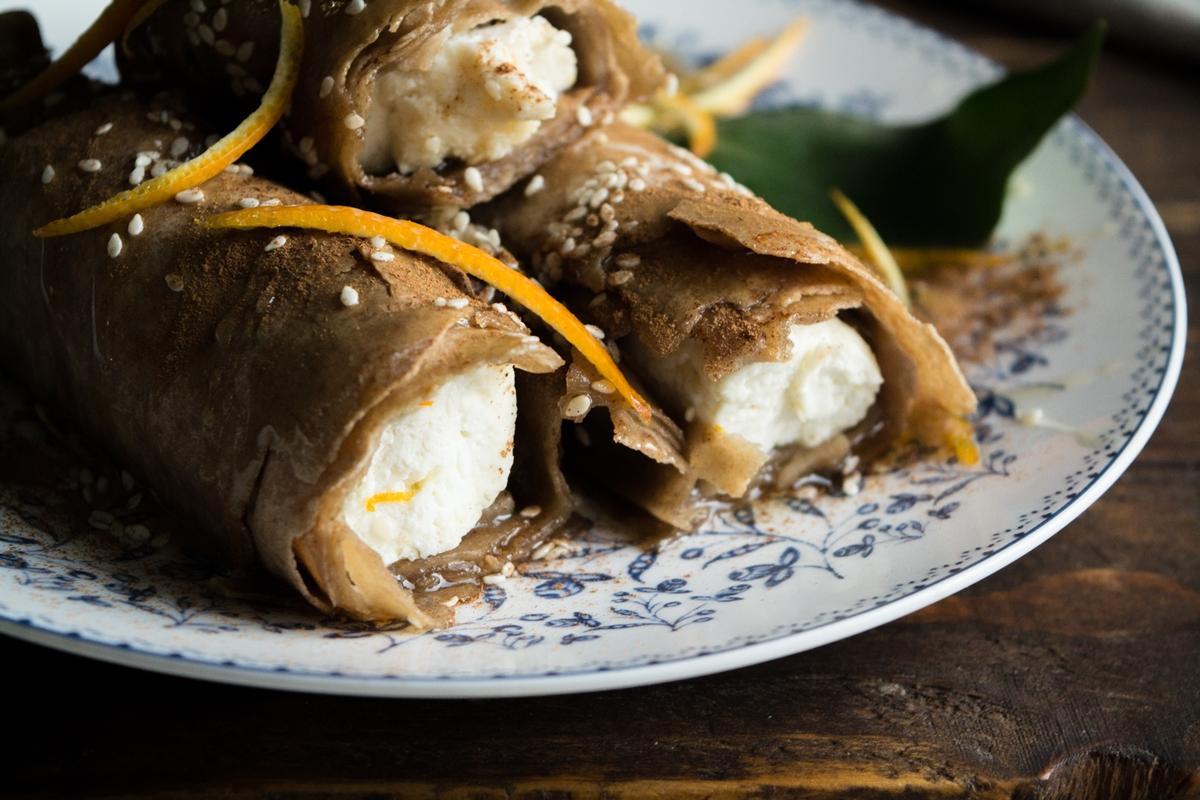 Ελαφριές Συνταγές με Τυρί και Μέλι