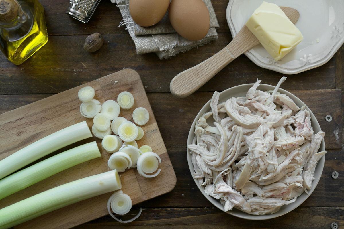 Εύκολες Συνταγές με Κοτόπουλο και Πράσο