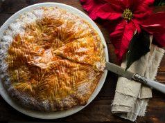 Η πίτα του Βασιλιά (Galette de Rois)