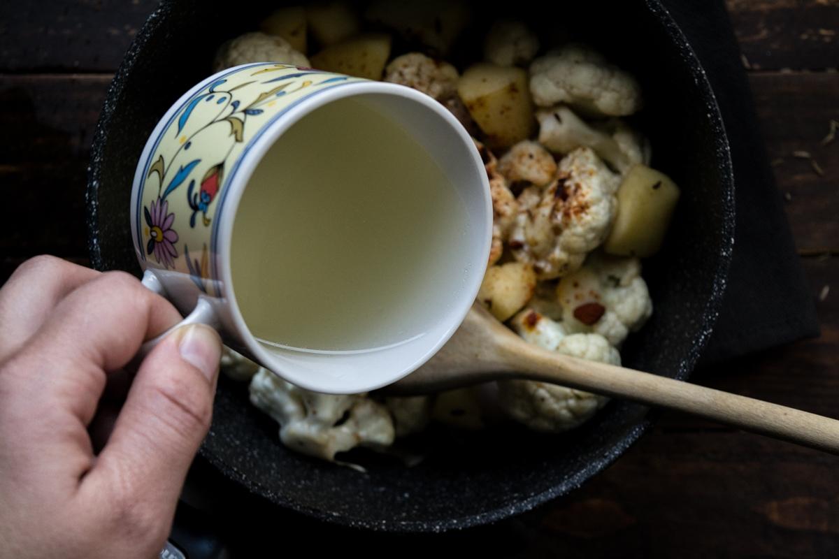 Κουνουπίδι Συνταγές