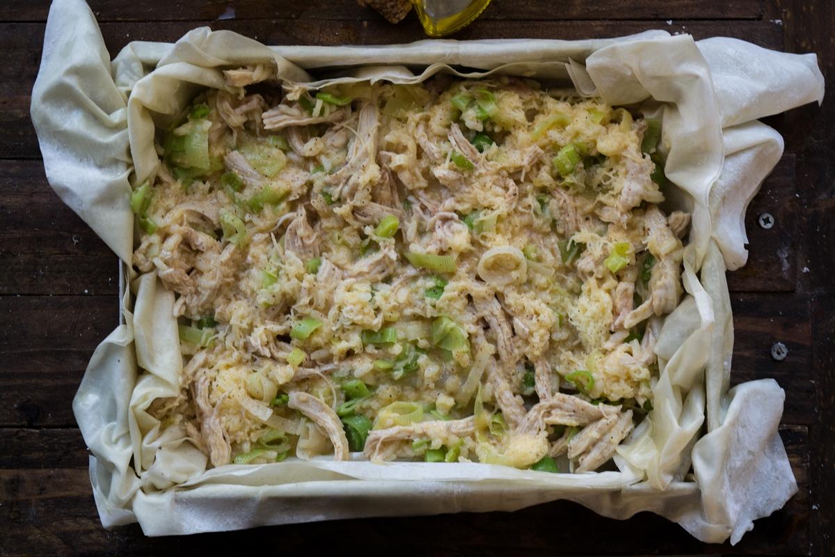 Συνταγές για Πίτες Φύλλο Κρούστας Χρυσή Ζύμη