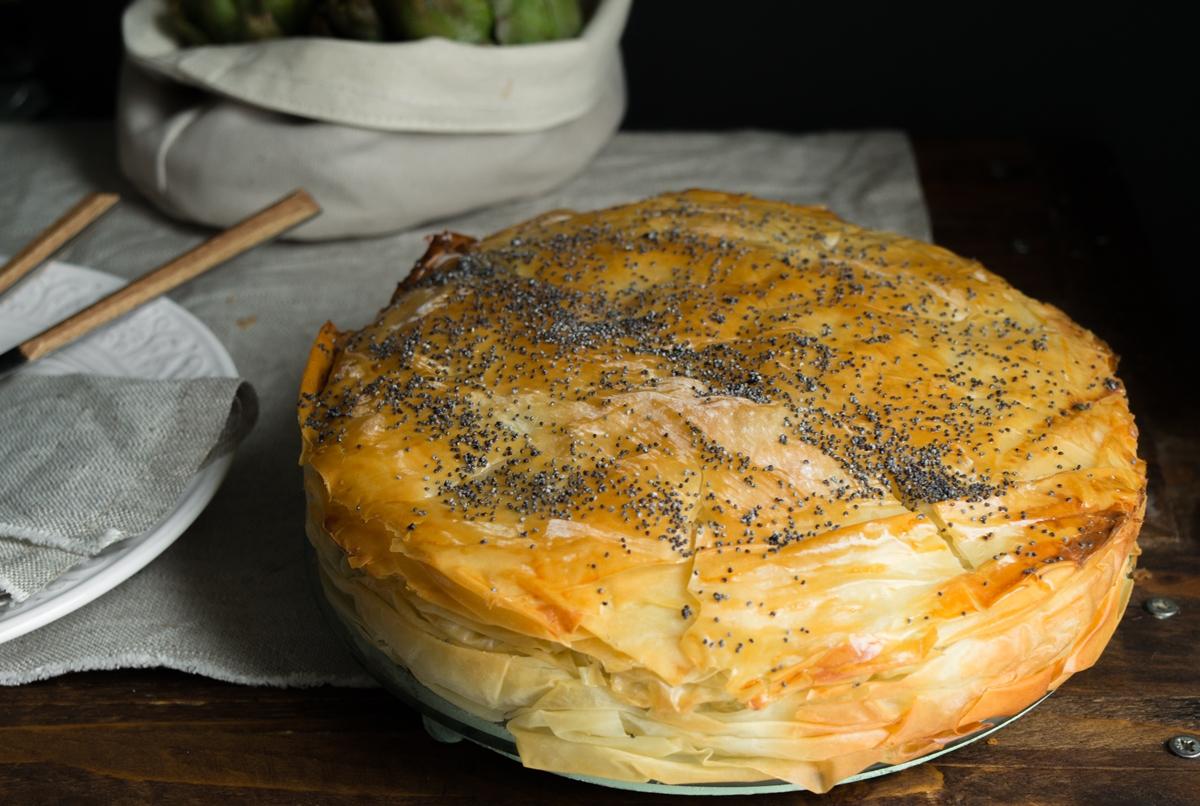 Συνταγές για Πίτες με Λαχανικά