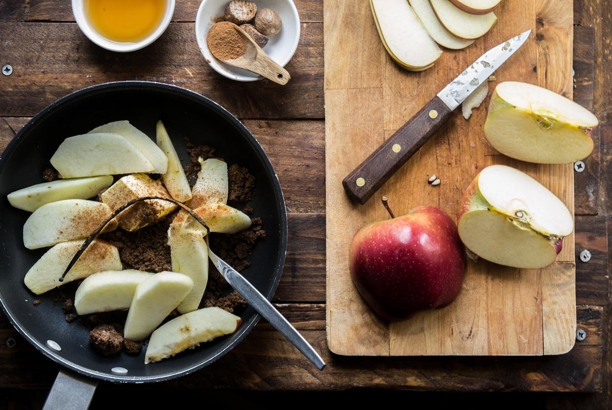 Συνταγή για Μηλόπιτα