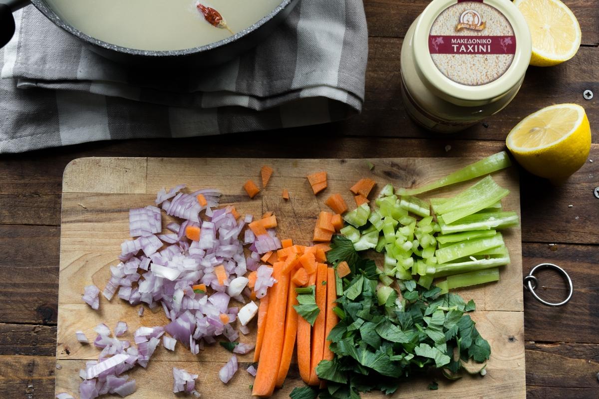 Εύκολες Νηστίσιμες Συνταγές