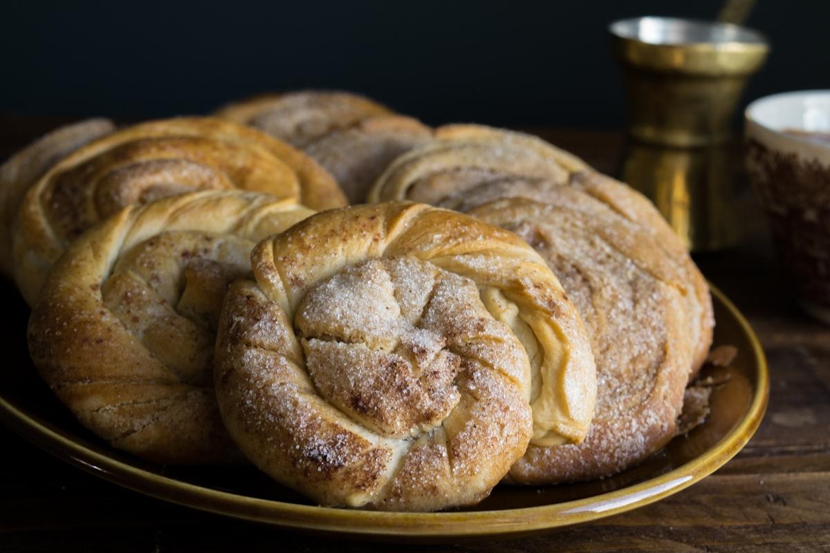Νηστίσιμες Συνταγές για τη Σαρακοστή Σησαμέλαιο