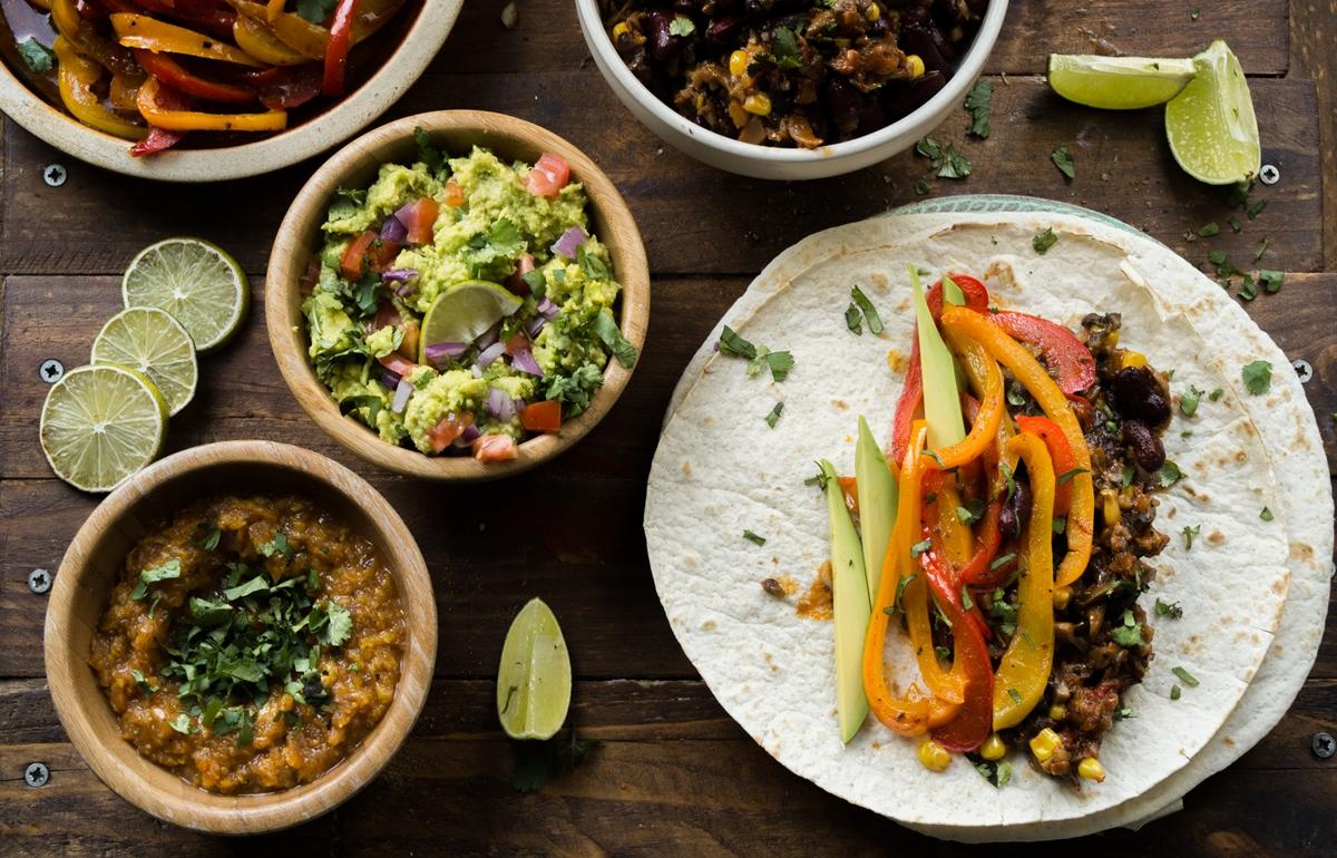 Μεξικάνικες Συνταγές