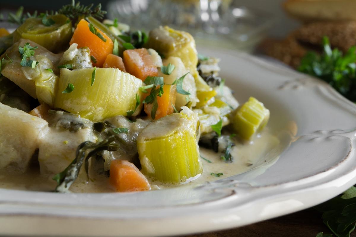 Vegan Συνταγές με Ταχίνι