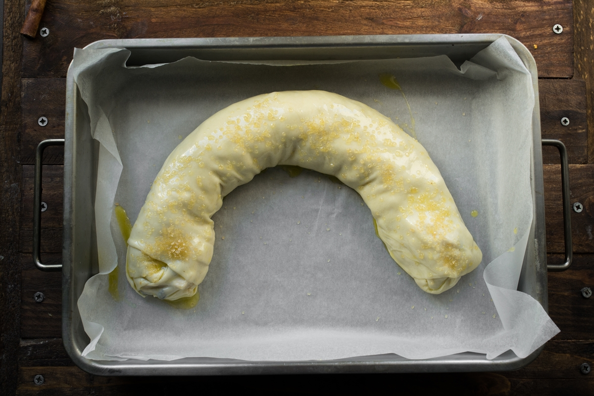 Στρούντελ Αυστριακό Συνταγή