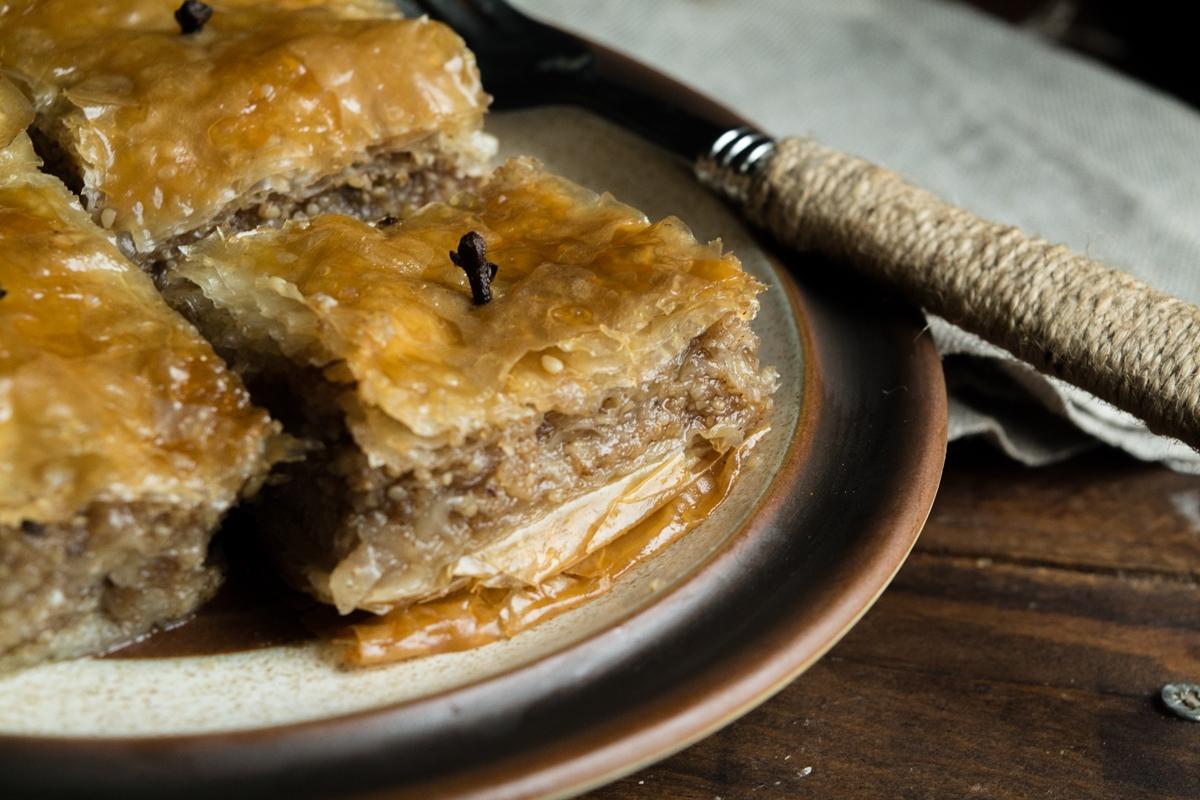 Συνταγές για Παραδοσιακά Σιροπιαστά Γλυκά