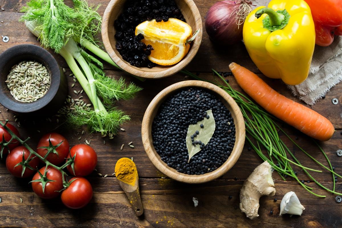 Συνταγές με Μαύρες Φακές