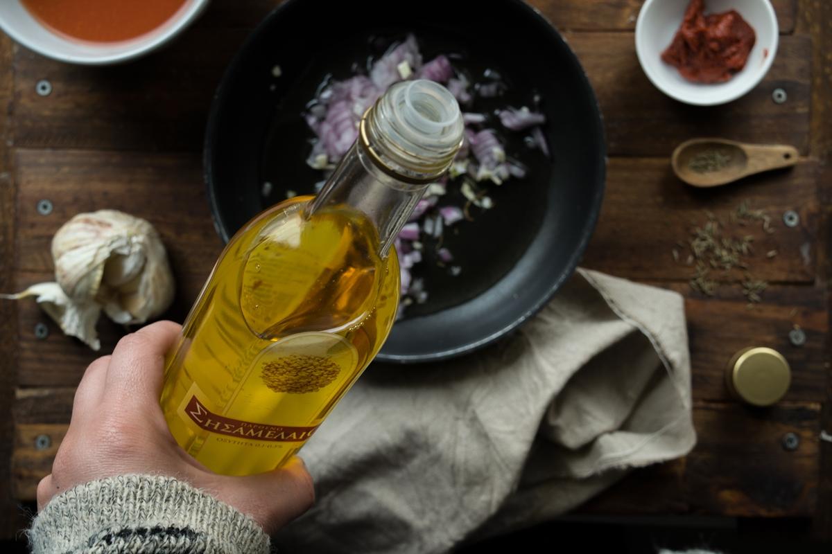 Συνταγές με Σησαμέλαιο Χαΐτογλου