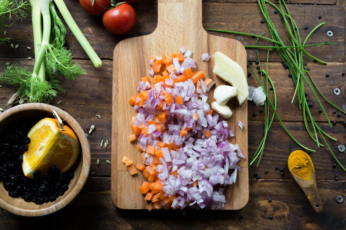 Συνταγή για Φακές Σαλάτα