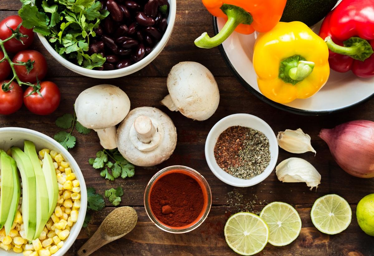 Buritto Συνταγές