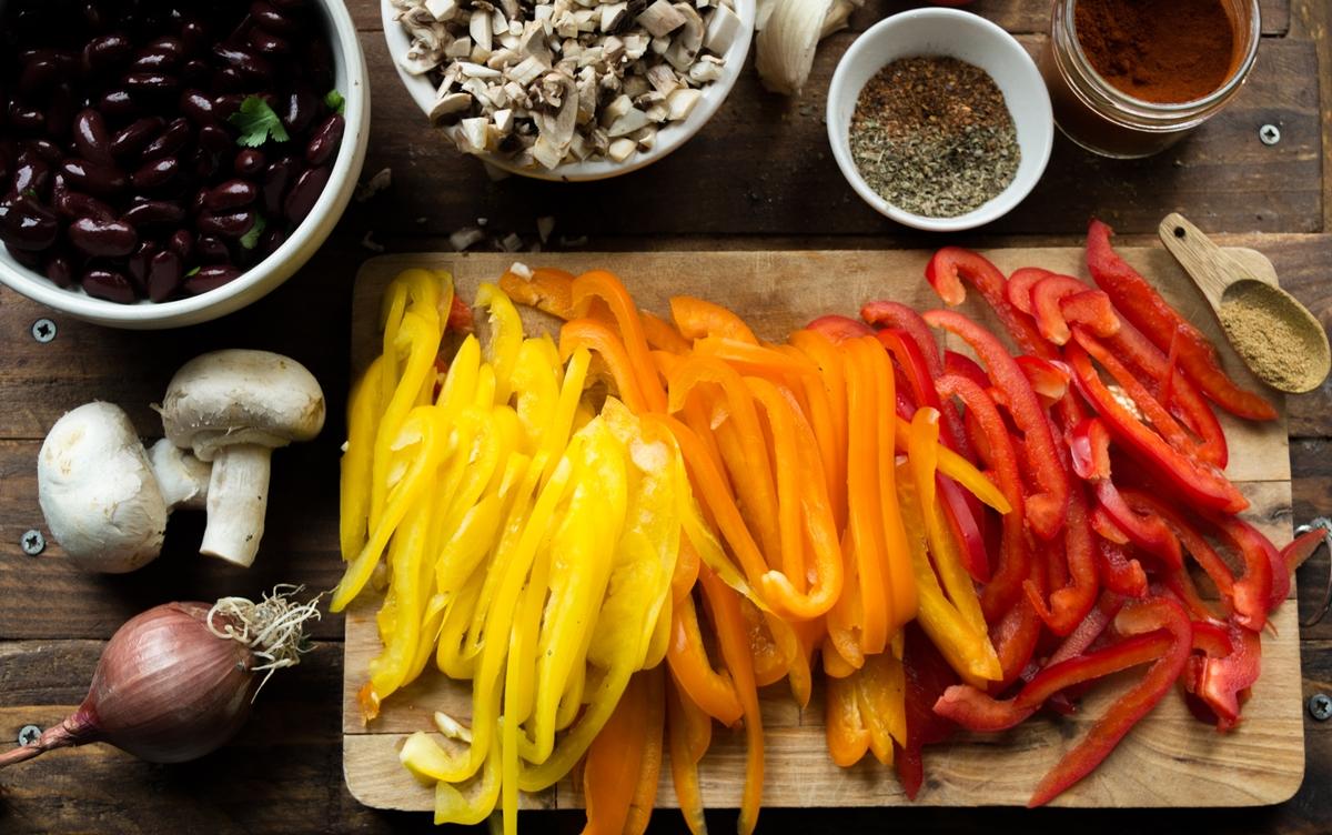Chili Con Carne Vegan Συνταγές