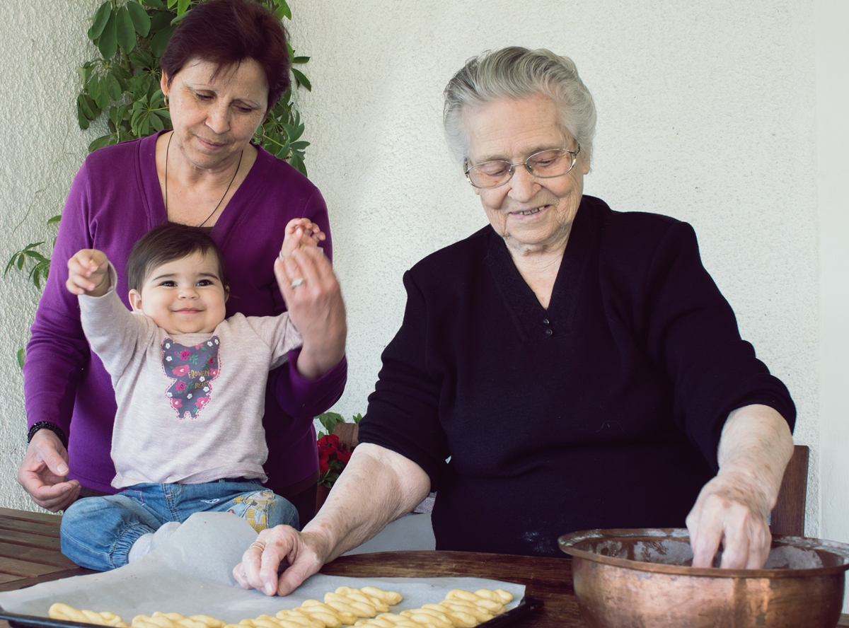 Flora Μαργαρίνη Συνταγές