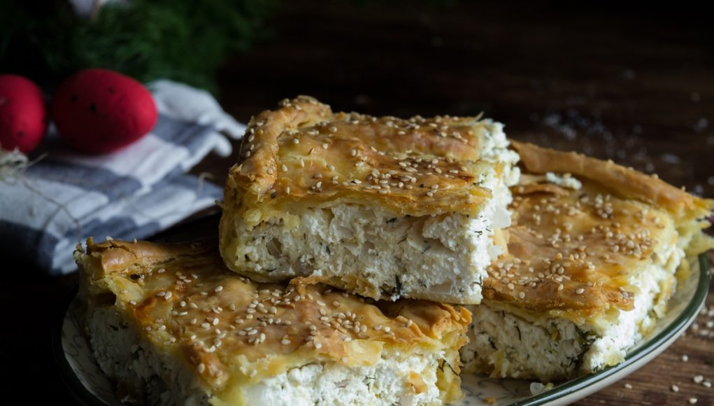 Κρεμμυδόπιτα Μυκόνου Συνταγές