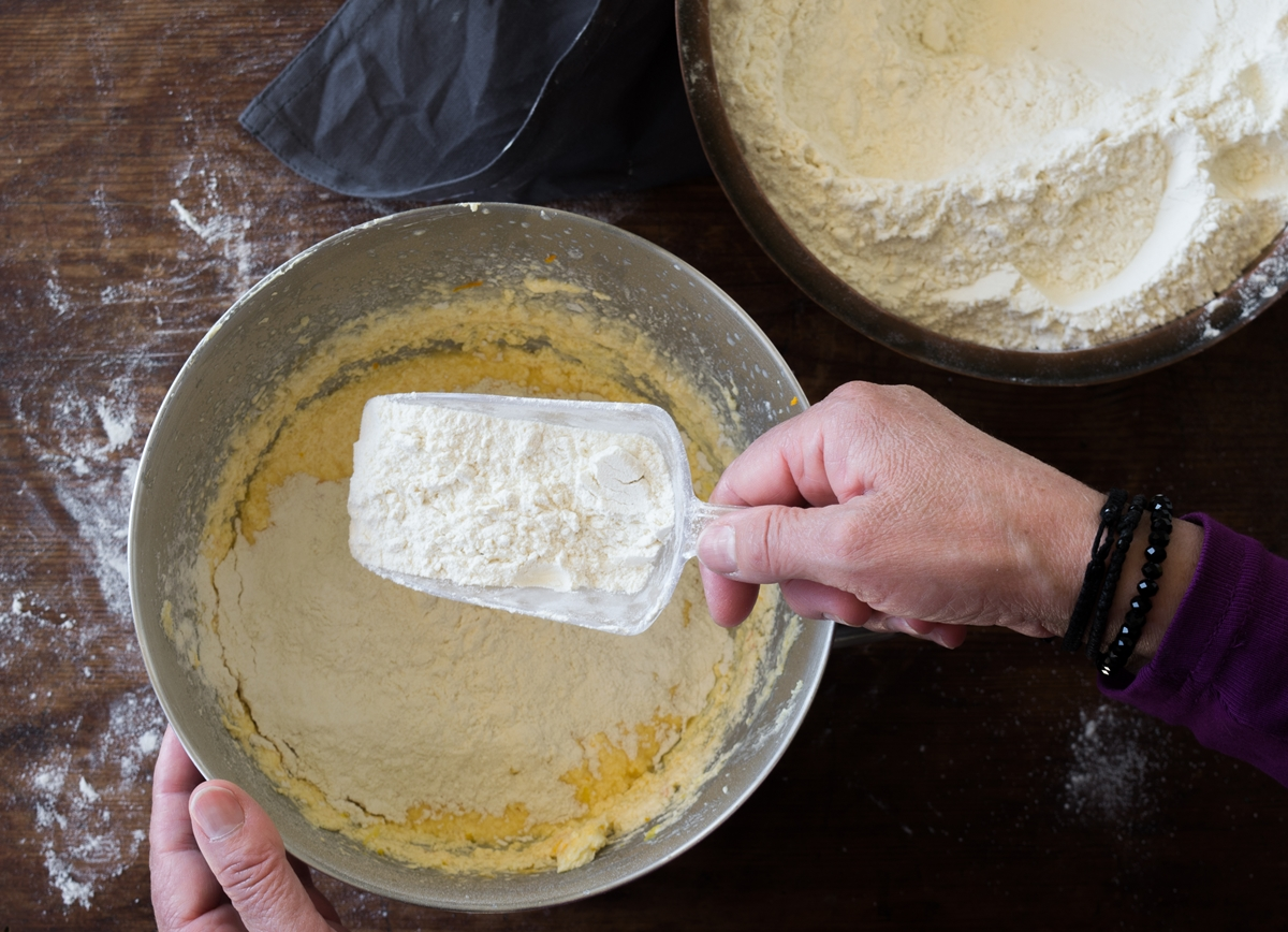 Συνταγή για Πασχαλινά Κουλουράκια