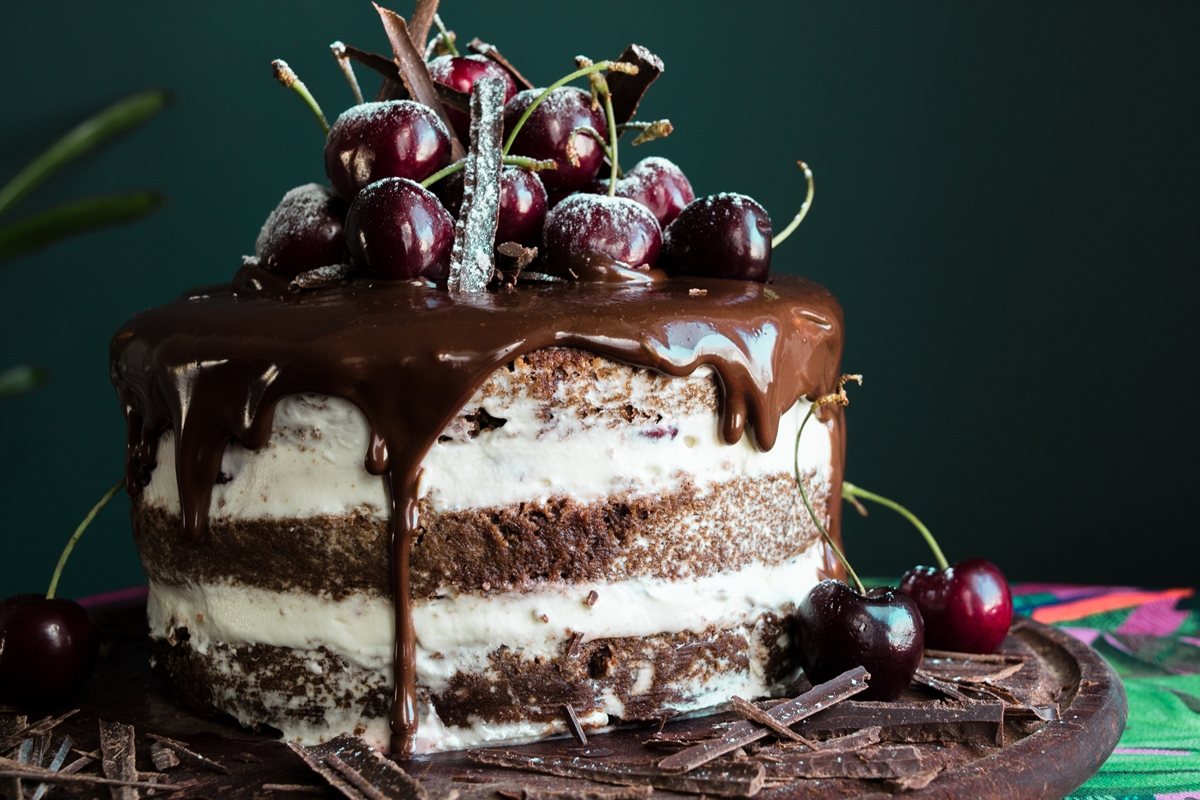 Γλυκό Black Forest Original