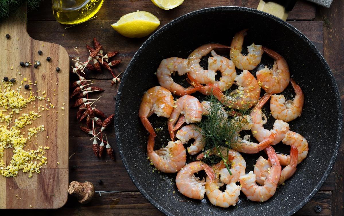 Εύκολες Συνταγές με Γαρίδες