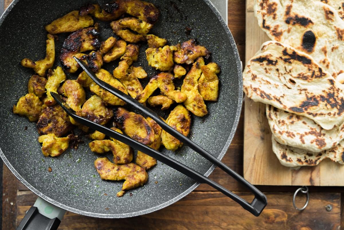 Ινδικές Συνταγές