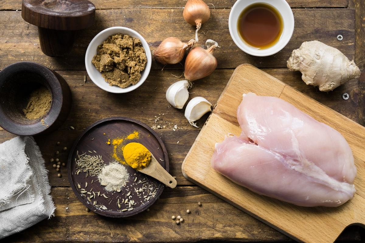 Συνταγές με Κοτόπουλο Στήθος