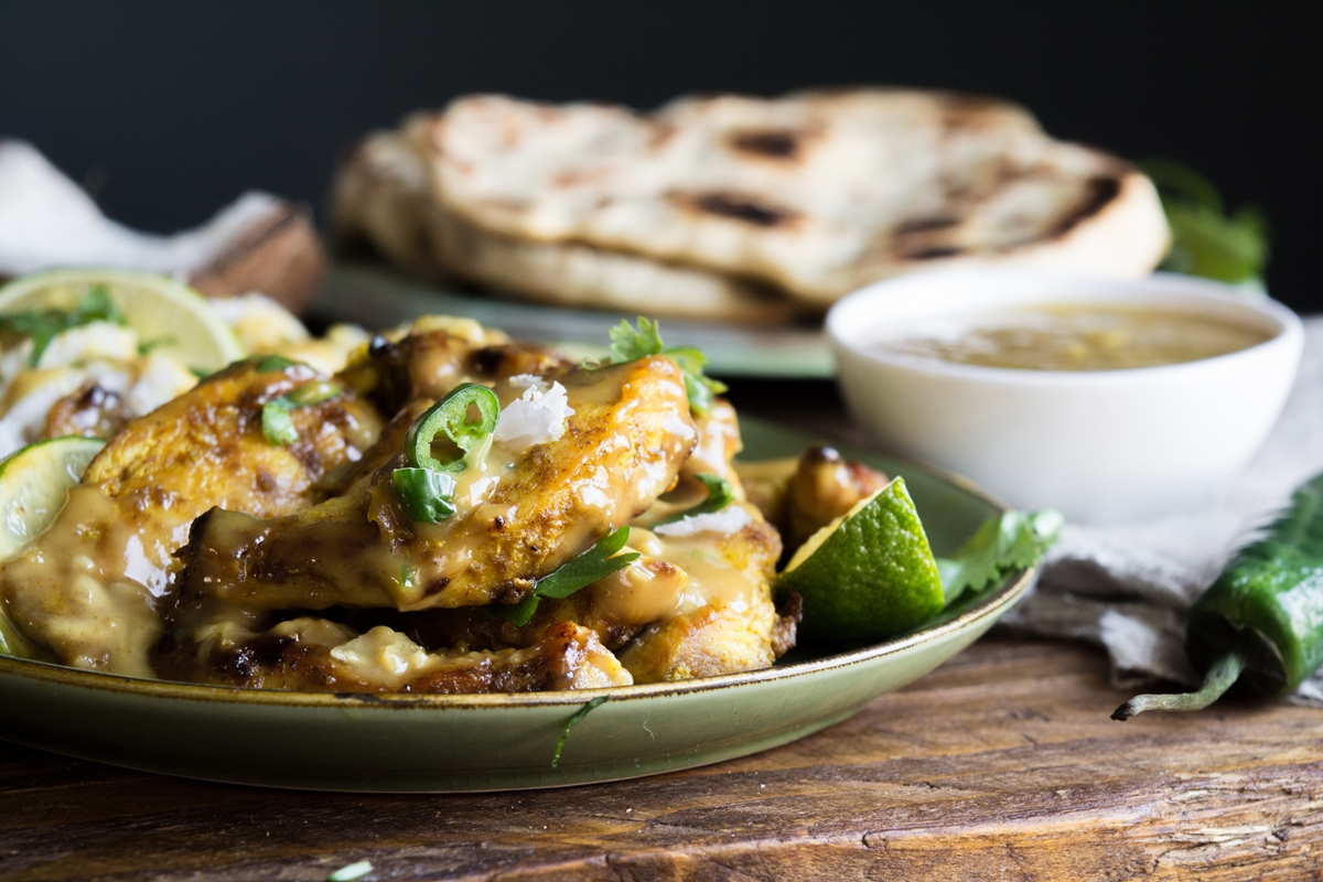 Peanut Butter Chicken Recipe