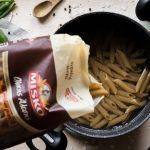 Ζυμαρικά Πέννες Ολικής Άλεσης MISKO Συνταγές