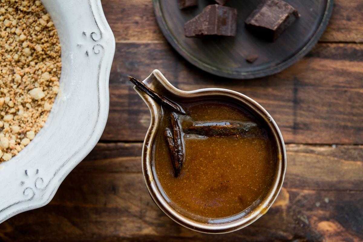 Butterscotsch Καραμέλα Συνταγές