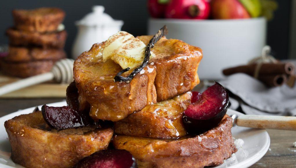 Αυγοφέτες - French Toast