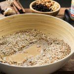 Συνταγές με Βρώμη και Φυστικοβούτυρο