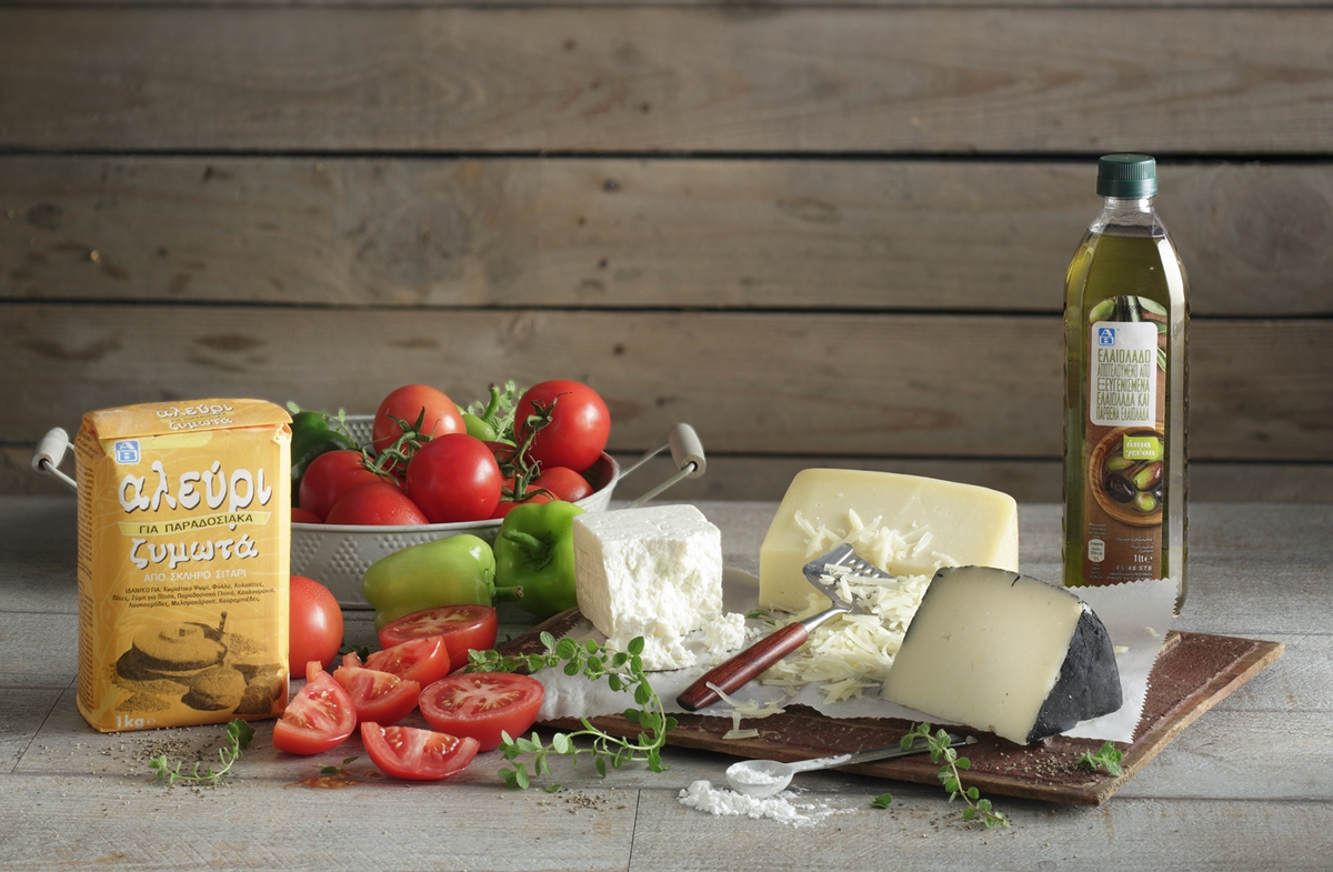 Συνταγή για Ντοματόπιτα