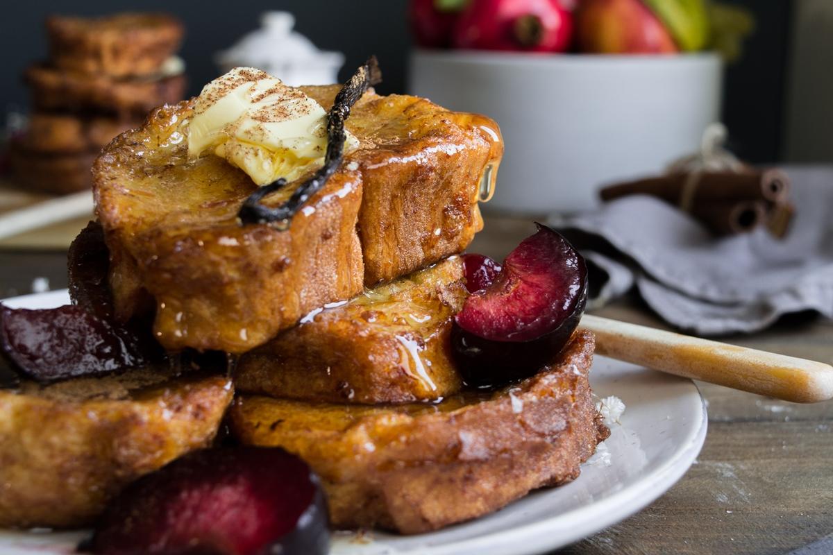 Συνταγή για French Toast - Αυγοφέτες