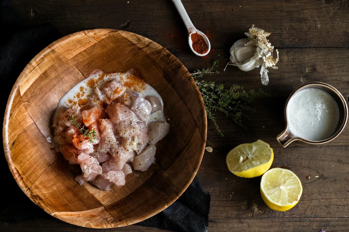 Κοτοσαλάτα με Κους Κους Συνταγές