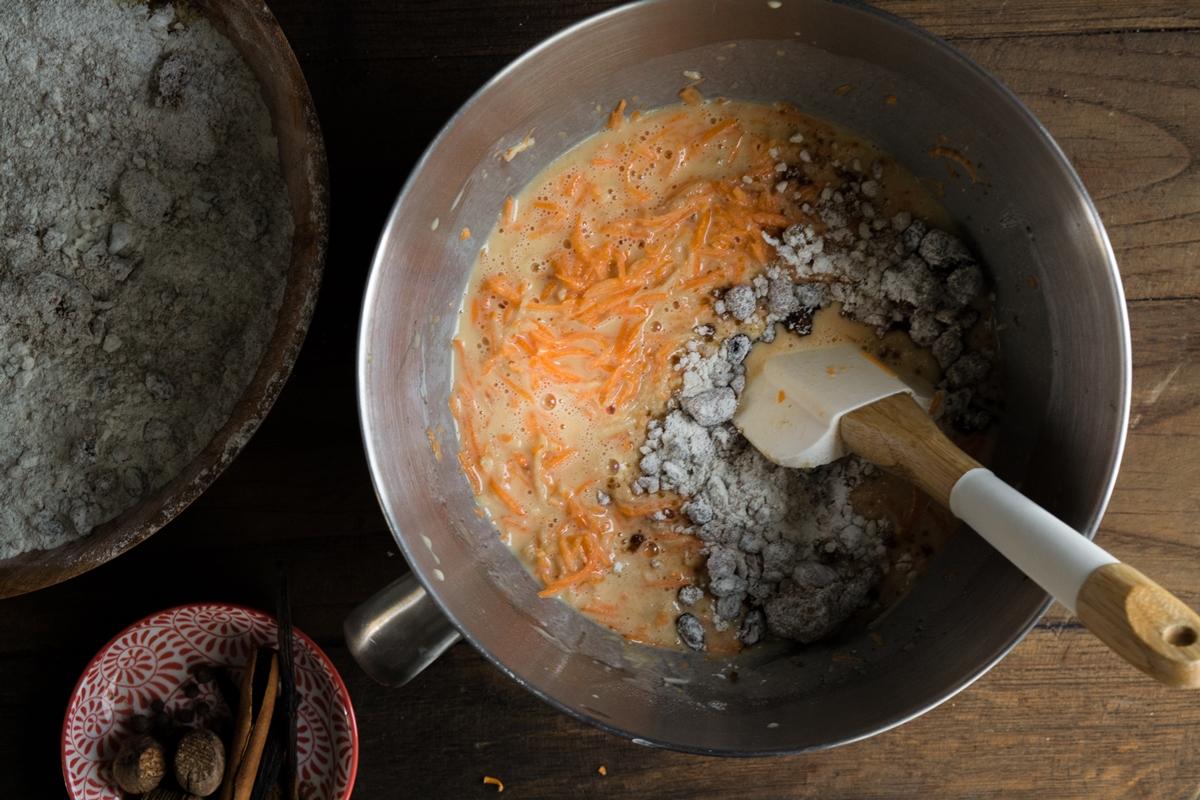 Συνταγή για Carrot Cake
